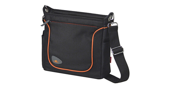 KlickFix Allegra Fashion Cykeltaske sort